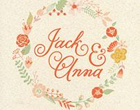 Wedding Branding