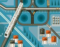 Izmit report 2013 - Cover illustration