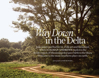 Way Down in the Delta