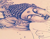 Buddha project#tattoo