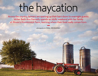The Haycation