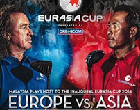 2014 Eurasia Cup Poster