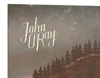 John O´Ray poster
