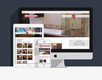Custom Interiors Site Design
