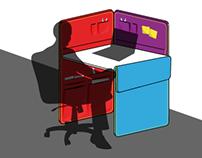 Chec Chec Desk