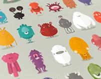 Munch Monsters