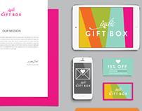 Indie Gift Box Rebrand