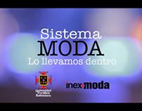 Sistema Moda - Cortos de Ropa INEXmoda - Video Ganador