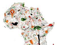 AFRICA DIGNA MAP