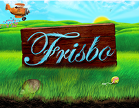 Frisbo game.