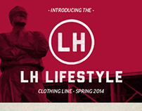LH Lifestyle Clothing Line: Spring 2014