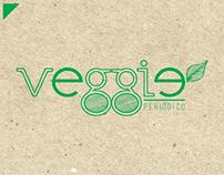 Veggie (Newspaper Cover)