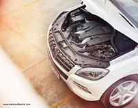 Mercedes-Benz ML 500 Guard - Outdoors