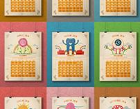 Ottimistario - 2010 Calendar