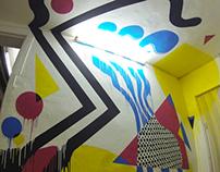 Uncommissioned Walls 2014