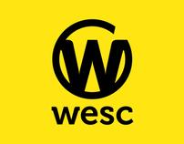 WeSC - Rebranding