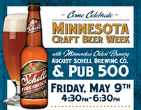Minnesota Craft Beer Week At Pub 500