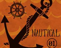 Nautical Vector Stock Art Set