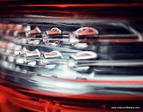 Mercedes-Benz ML 500 Guard - Indoors