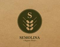 Semolina • Organic Pasta •