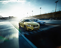 Postproduction BMW M3 & M4