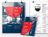 Flyer to Promo Security Camera BOSCH