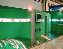 Stand Design - CDC, Bergamo