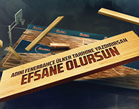 Fenerbahçe Ülker - www.efsanelerbirarada.com