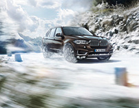 CGI & Postproduction BMW XDrive Village