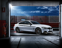 CGI & Postproduction BMW MPerformance