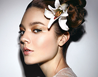 Beauty Editorial - Orquidea