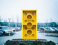 Lego Factory - Billund, Denmark