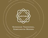Batik Fraktal, The Book