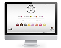 Dolce Gusto / Mini Cooper Landing Page