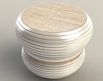 Ceramic bank / container