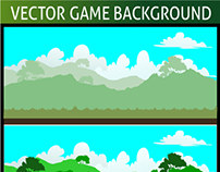 Nature Game Background 03