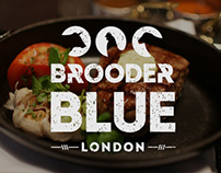 Brooder Blue London