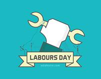 Labours Day Design