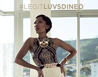 LEGiT luvs Dineo - Campaign