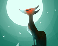 The Fox and the Moon (2014)