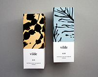 Vilde — Perfume concept and packaging