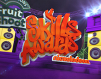 Fruitshoots Skills Awards Show Graphics