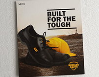 Buckler Smith - Safety Shoes