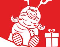 Mailing y banner web Navidad Coca-Cola