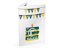 RALCO Birthday Card