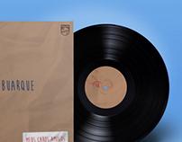 Releitura para Capa de LP