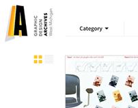 West Michigan Graphic Design Archives