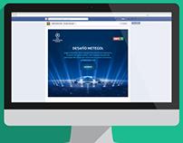 """ESPN FC   UEFA Champions League """"Desafío Metegol"""""""