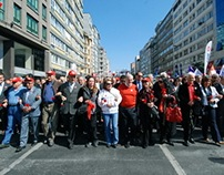 Three May 01 Celebrations in Turkey