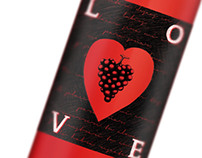 the LOVE wine